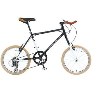 ドッペルギャンガー(DOPPELGANGER) 260 Parceiro(パルセイロ) 【20インチ 折りたたみ自転車】 260 20インチ変速付き折りたたみ自転車
