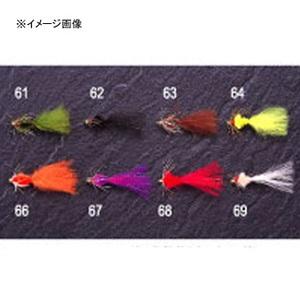 オーナー針 ビーズヘッドーマラブー M-6312 ビーズヘッド