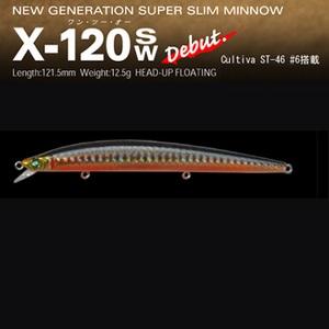 メガバス(Megabass) X-120 SW