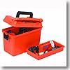 PLANO 1612-50 FIELD BOX SHELL CASE オレンジ