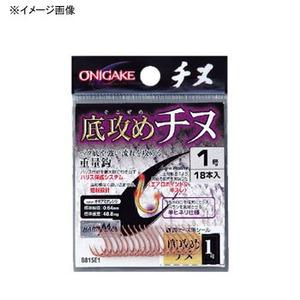 ハヤブサ(Hayabusa) 鬼掛 底攻めチヌ 4号 オキアミオレンジ B815E1