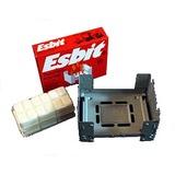 Esbit(エスビット) ポケットストーブ・ラージサイズ ES00289000 固形燃料式
