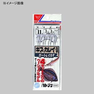 ハヤブサ(Hayabusa) 船キス ボートキス・カレイ・五目 2本鈎4セット E-501