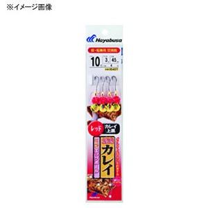 ハヤブサ(Hayabusa) 創流 カレイ 鮮艶エッグボールレッド IS407