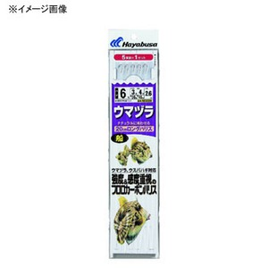 ハヤブサ(Hayabusa)ウマヅラハギ仕掛 5本鈎1セット