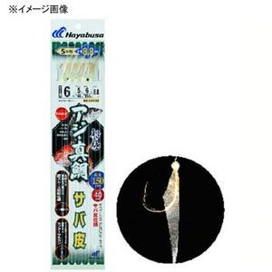 ハヤブサ(Hayabusa) 船極アジ・真鯛 サバ皮 SD403 仕掛け