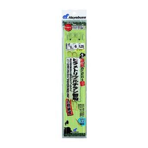 ハヤブサ(Hayabusa) 魚聖のこだわり ヒラメ トリプルチラシ替鈎 SD795