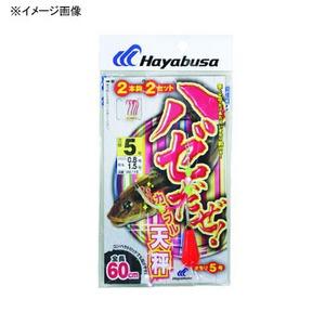 ハヤブサ(Hayabusa) ハゼだぜ カラフル天秤セット HA110 仕掛け