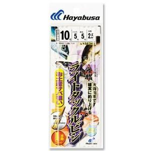 ハヤブサ(Hayabusa) 海戦ライトタックルビシ お土産サバ用1×2 SE345