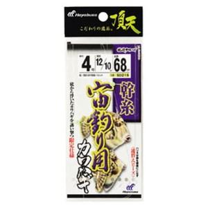 ハヤブサ(Hayabusa) 競将カワハギ 頂天 宙釣り用幹糸 SD215