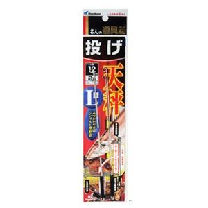 ハヤブサ(Hayabusa) 投げ天秤 L型 2本入 12号 P162