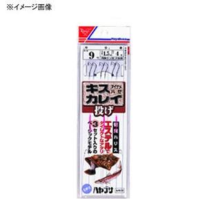 ハヤブサ(Hayabusa) 投げキス・カレイ天秤式 ベーシック 2本鈎 N-502