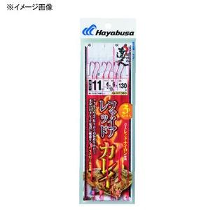 ハヤブサ(Hayabusa) 投げの達人 ファイアレッドカレイ NT360 仕掛け