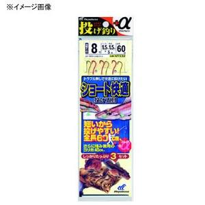 ハヤブサ(Hayabusa) 投げ釣り+α ショート快適 投げ五目 NT532