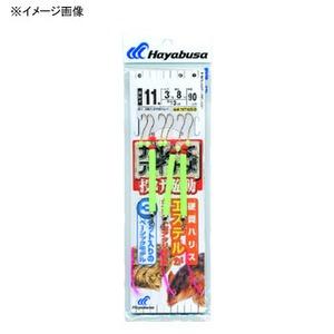 ハヤブサ(Hayabusa) 投げ遊動 カレイ・アイナメ 鈎15/ハリス5 金 NT650