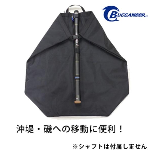 Buccaneer(バッカニア) Javelin(ジャベリン) ランディングフレームバッグ BJLFB ネットケース