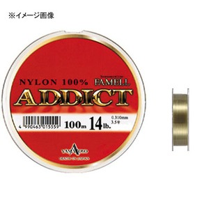 ヤマトヨテグス(YAMATOYO) ファメル アディクト 100m