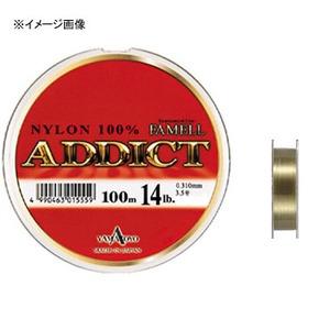 ヤマトヨテグス(YAMATOYO) ファメル アディクト 100m ブラックバス用ナイロンライン