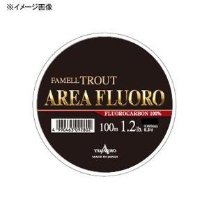 ヤマトヨテグス(YAMATOYO) エリアフロロ 100m トラウト用フロロライン