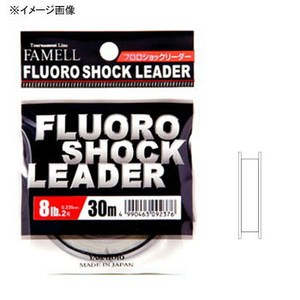 ヤマトヨテグス(YAMATOYO) フロロ ショックリーダー 30m