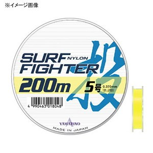 ヤマトヨテグス(YAMATOYO) サーフファイター ナイロン投 150m 投げ用220m