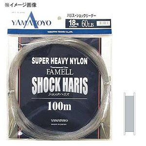 ヤマトヨテグス(YAMATOYO) ショックハリス 100m ハリス100m以上