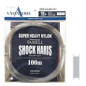 ヤマトヨテグス(YAMATOYO)ショックハリス 100m