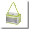 セジール ソフトクーラーバッグ 6L グリーン
