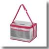 セジール ソフトクーラーバッグ 6L ピンク