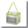 セジール ソフトクーラーバッグ 15L グリーン