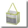 セジール ソフトクーラーバッグ 24L グリーン