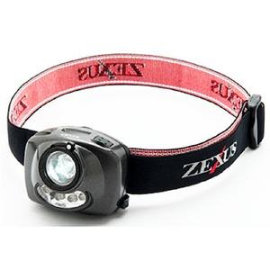 ZEXUS(ゼクサス) ZX−220 最大125ルーメン 単四電池式