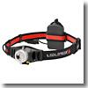 LED LENSER(レッドレンザー) H7 ヘッドランプ 最大180ルーメン 単四電池式