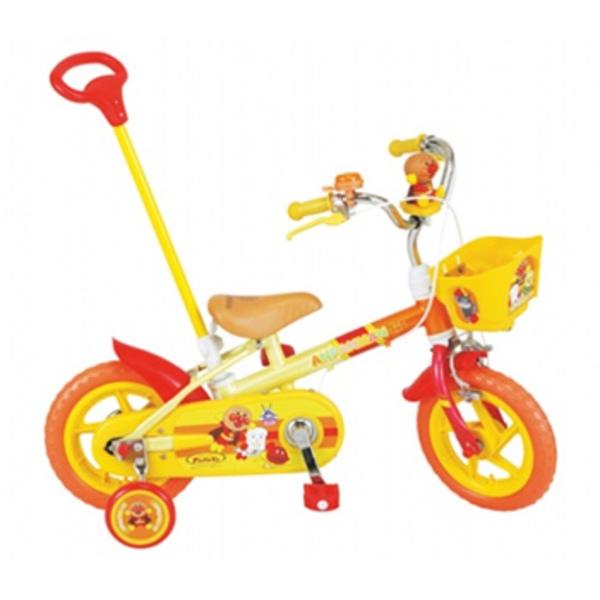 M&M(エムアンドエム) カジキリ自転車 それいけ!アンパンマン12D YA-1264 幼児車&三輪車