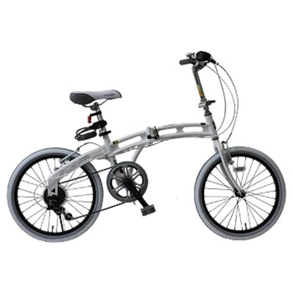ドッペルギャンガー(DOPPELGANGER) 202 Streak 202 20インチ変速付き折りたたみ自転車