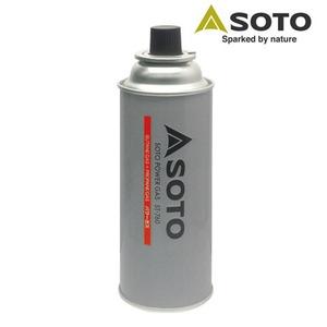 SOTO パワーガス ST-760 カセットボンベ