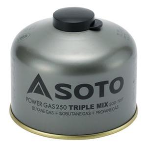 SOTOパワーガス250トリプルミックス