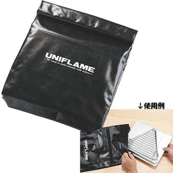 ユニフレーム(UNIFLAME) インスタントスモーカーケース 665992 スモーカー&オーブンアクセサリー
