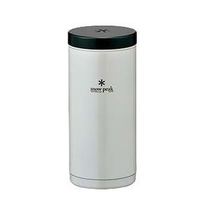 【送料無料】スノーピーク(snow peak) システムボトル350 パールホワイト TW-070PW