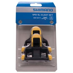 シマノ(SHIMANO/サイクル) SM-SH11 クリートSET Y42U98010