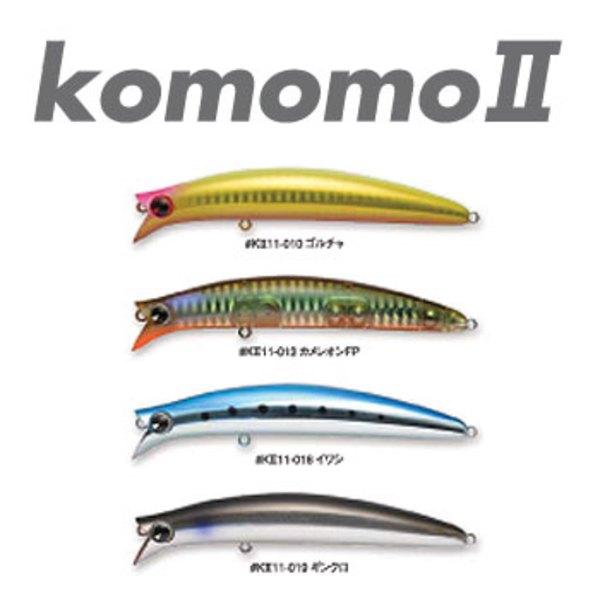 アムズデザイン(ima) komomo(コモモ) II ミノー(リップレス)