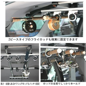 カーメイト(CAR MATE)カーメイト ZR308 7ロッドホルダーG