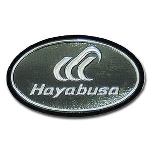 ハヤブサ(Hayabusa) ハヤブサワッペンA2 Y8102H-N-90 ワッペン