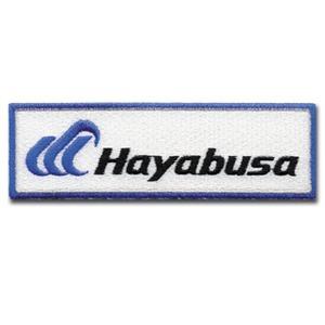 ハヤブサ(Hayabusa) ハヤブサワッペンC Y8103H-N-10 ワッペン