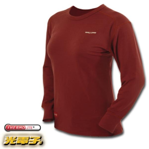 フリーノット(FREE KNOT) ハヤブサ フリーノット レイヤーテックEXPアンダーシャツ厚手レディース Y1606W アンダーシャツ