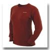 フリーノット(FREE KNOT) レイヤーテックEXPアンダーシャツ厚手レディース LL ワインレッド