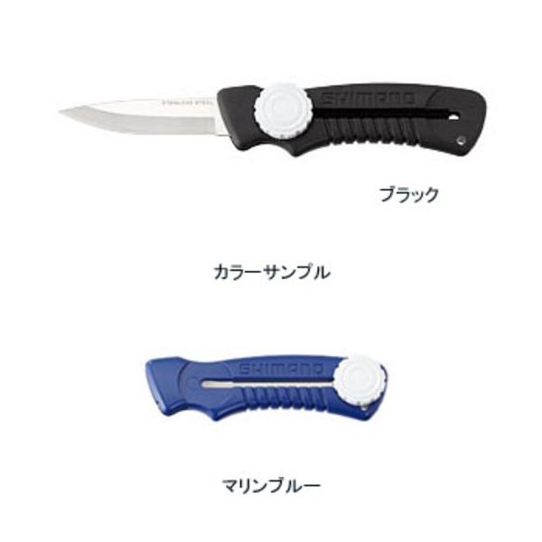 シマノ(SHIMANO) スライドナイフ CT-031I フィッシングナイフ
