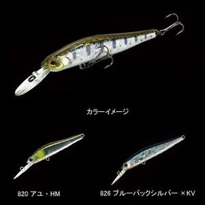 ジップベイツ リッジディープ 70S 70mm 820 アユ・HM