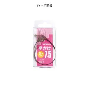 カツイチ(KATSUICHI) 3本錨改良トンボ 鈎7/ハリス1.5