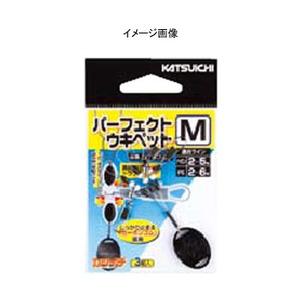 カツイチ(KATSUICHI) パーフェクトウキペット S 黒 513361